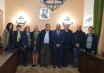 El Colegio de Arquitectos de Guadalajara celebró el Día Mundial de la Arquitectura en Sigüenza