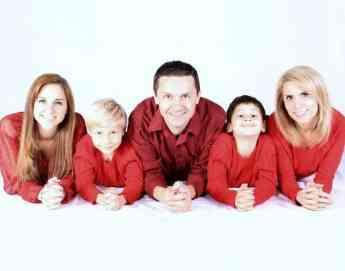 Todos venimos de una familia, de cualquier tipo, y nuestra relación