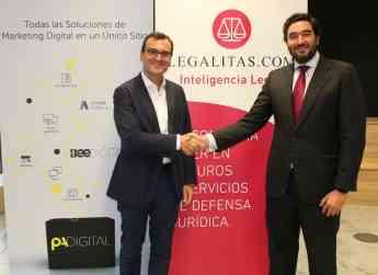 PA Digital ofrece a sus clientes asesoramiento legal en protección de datos a través de Legálitas