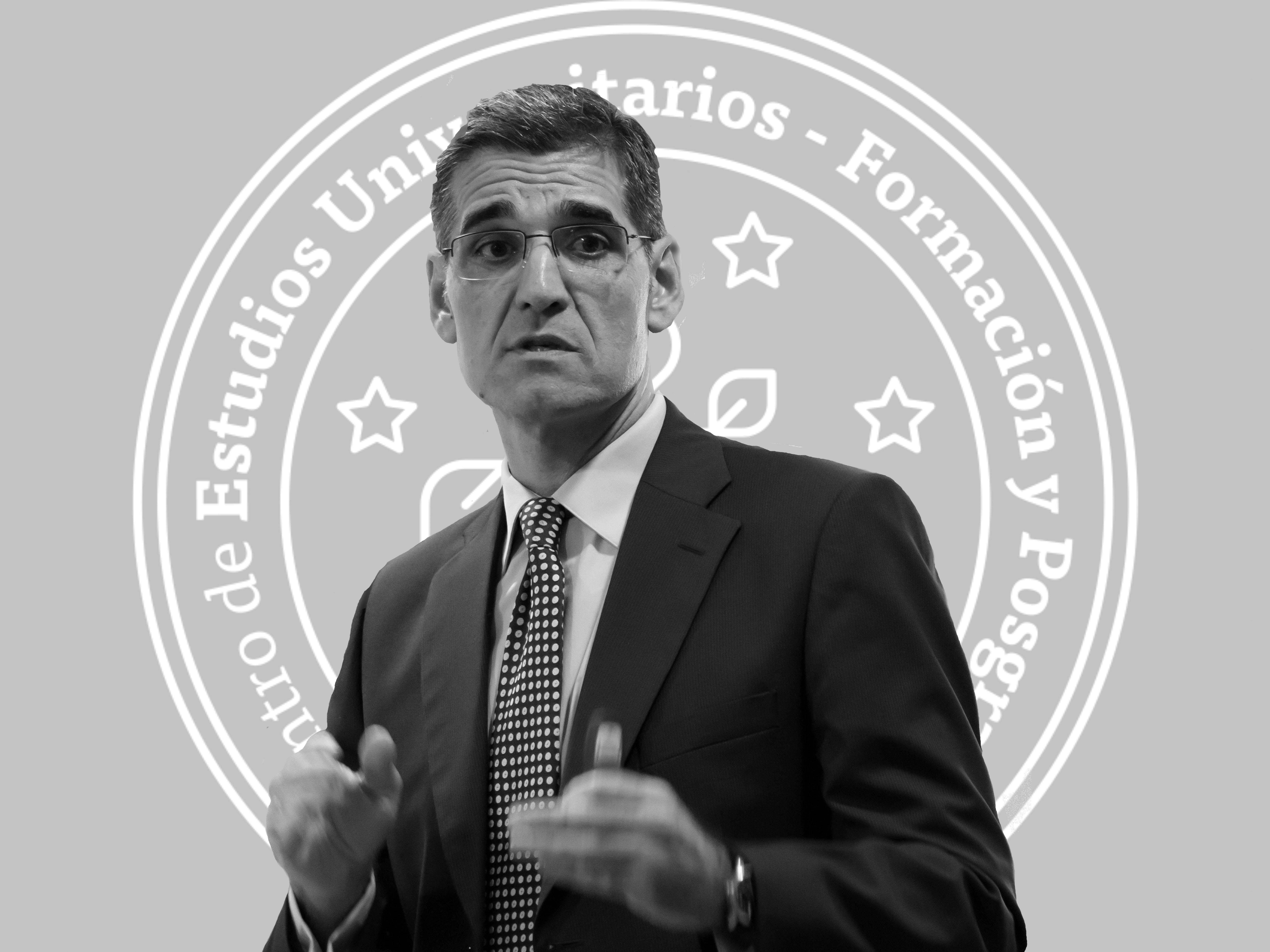 Fotografia El periodista Javier Reyero, profesor de Comunicación