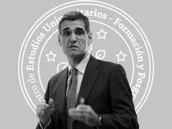 Foto de El periodista Javier Reyero, profesor de Comunicación