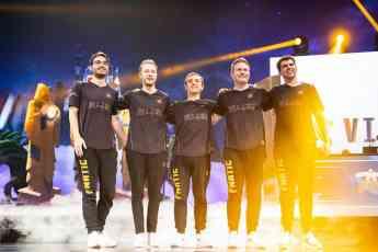Fnatic, finalista de los Worlds 2018