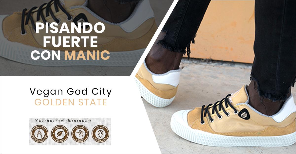 Manic Custom, la nueva startup de zapatillas personalizables