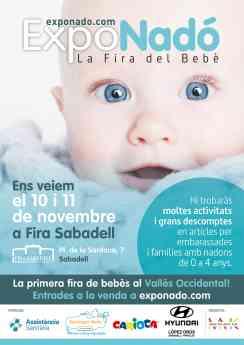 Foto de Cartel ExpoNadó Sabadell 2018