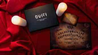 Contacta con los espíritus de la publicidad con 'la Ouifi' de Indira