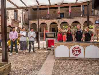 2.753.000 espectadores vieron 'MasterChef Celebrity', cuya prueba de exteriores se grabó en Sigüenza