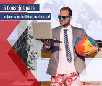 Desconectar un rato en el trabajo no es equivalente a perder el tiempo, según tiendas.com