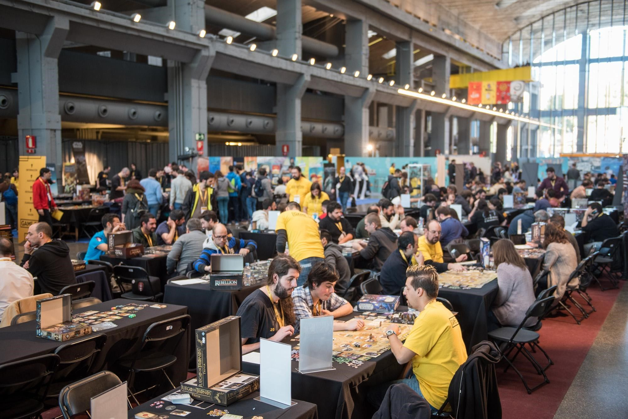 Foto de Game On: evento 1