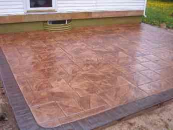 Hormigón decorativo para suelos con Pavex.es