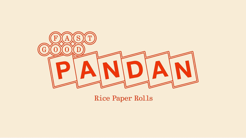 Fotografia Logo PANDAN