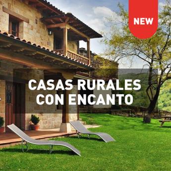 Nomolesten abre sus puertas a Casas Rurales con Encanto.
