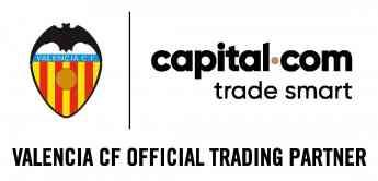 Capital.com inicia operaciones en España como patrocinador oficial del Valencia C.F.