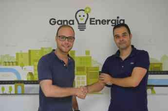 Hugo Mestre de WallboxOK y Ricardo Margalejo de Gana Energía