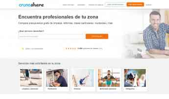Cronoshare adquiere Reformayuda y acelera su expansión en las reformas por Internet