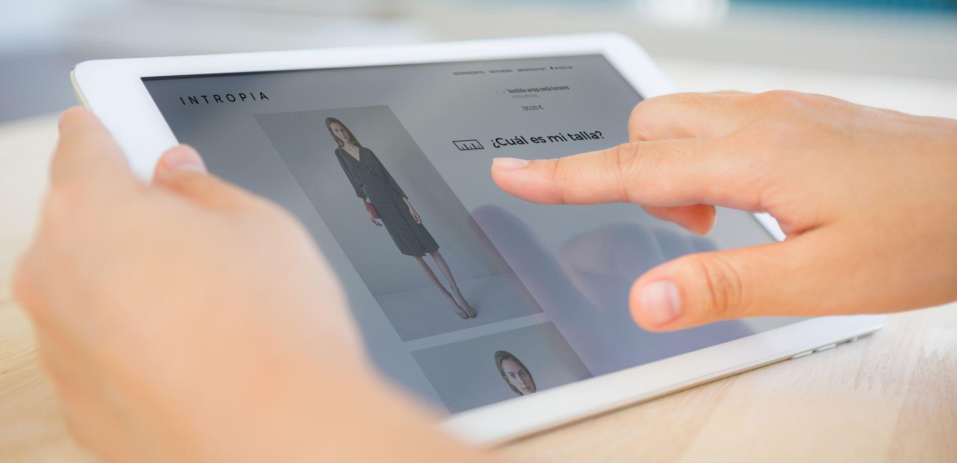 Intropia incrementa la confianza de compra de sus clientes con el recomendador de tallas de uSizy