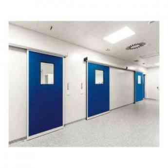 Cómo elegir correctamente las puertas automáticas para hospitales, laboratorios, y otros centros sanitarios, según Aprimatic