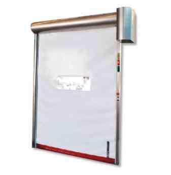 Foto de puerta rapida frigorífica
