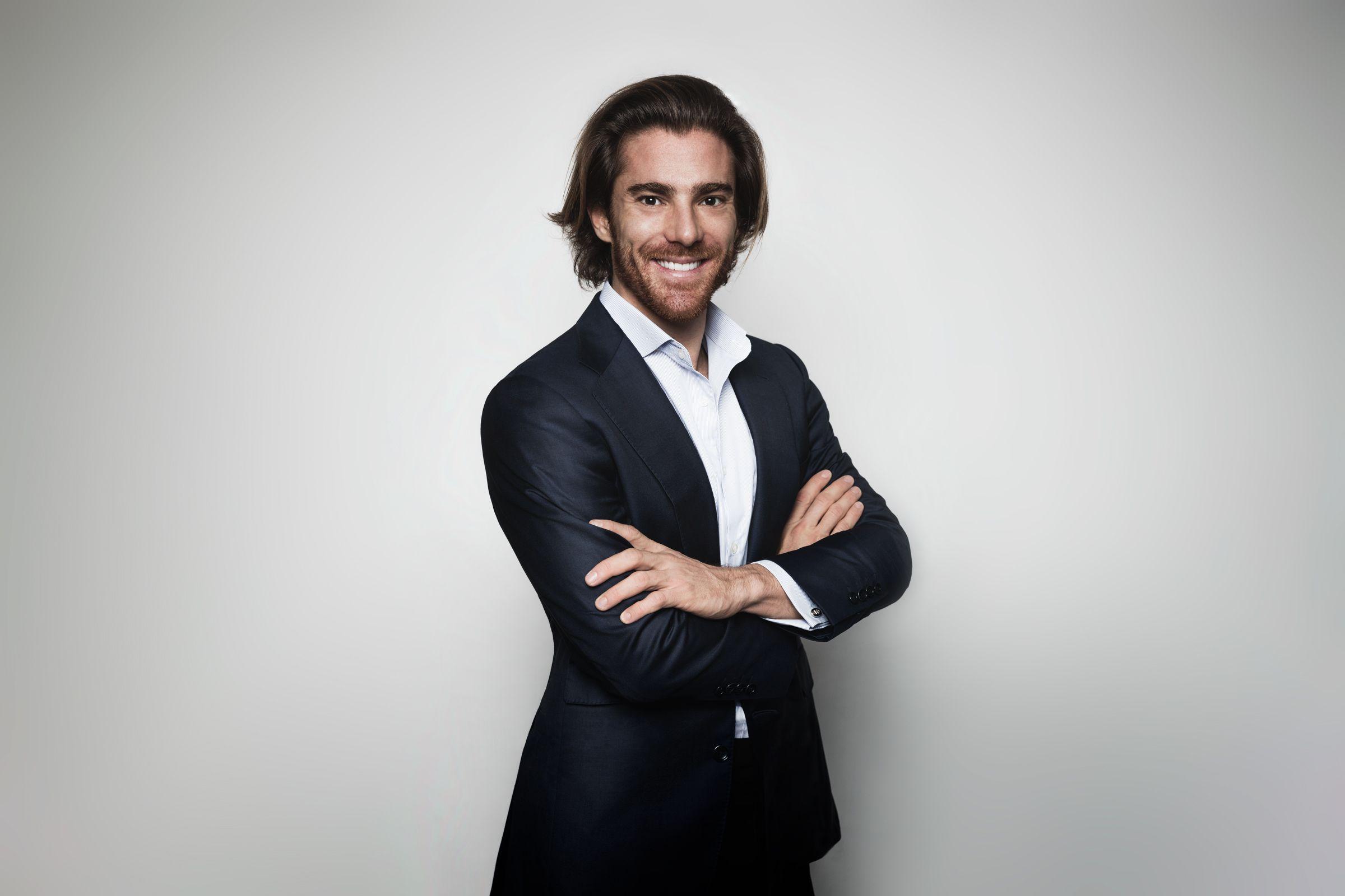 Foto de Dimas de Andrés Puyol, CEO de Medcap Real Estate