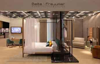 Beltá & Frajumar presenta sus novedades en InteriHotel