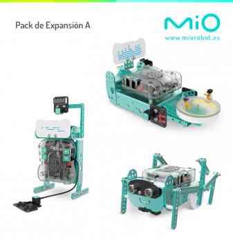 Foto de Pack de Expansión A para Mio robot