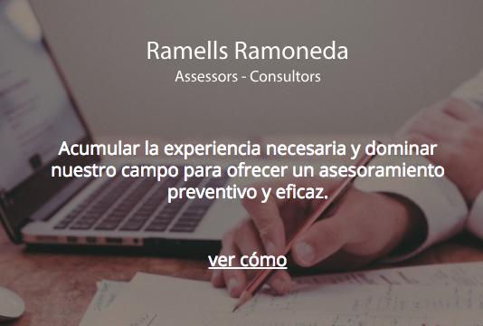 Foto de Ramells Ramoneda