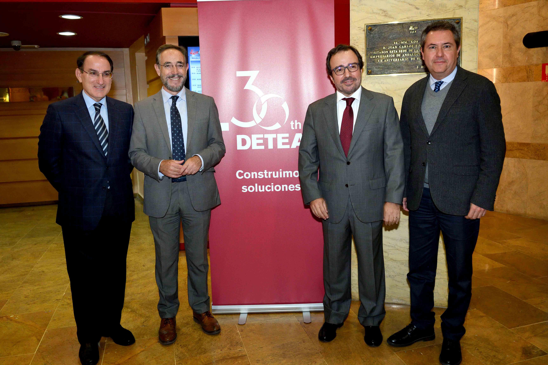 Fotografia Celebración del 30 aniversario de DETEA