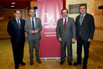 Celebración del 30 aniversario de DETEA
