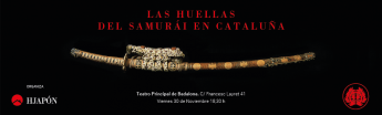 Las Huellas del Samurai en Cataluña