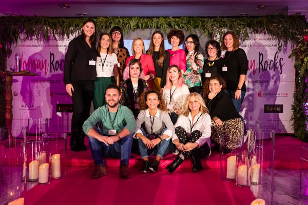 Foto de Final Evento Woman Rocks Mallorca