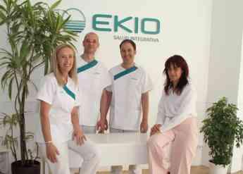 Profesionales del Centro EKIO Vida y Bienestar