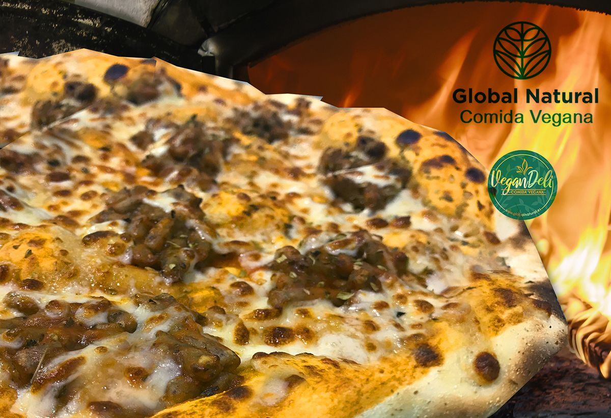 Foto de Pizzas 100% veganas