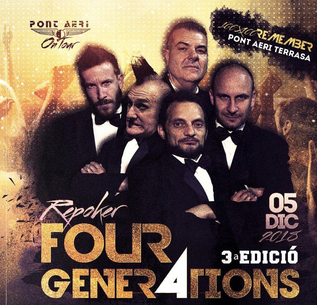 Foto de Pont Aeri - Four Generation 3ª Edición