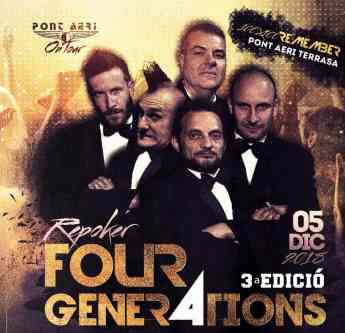 Pont Aeri - Four Generation 3ª Edición