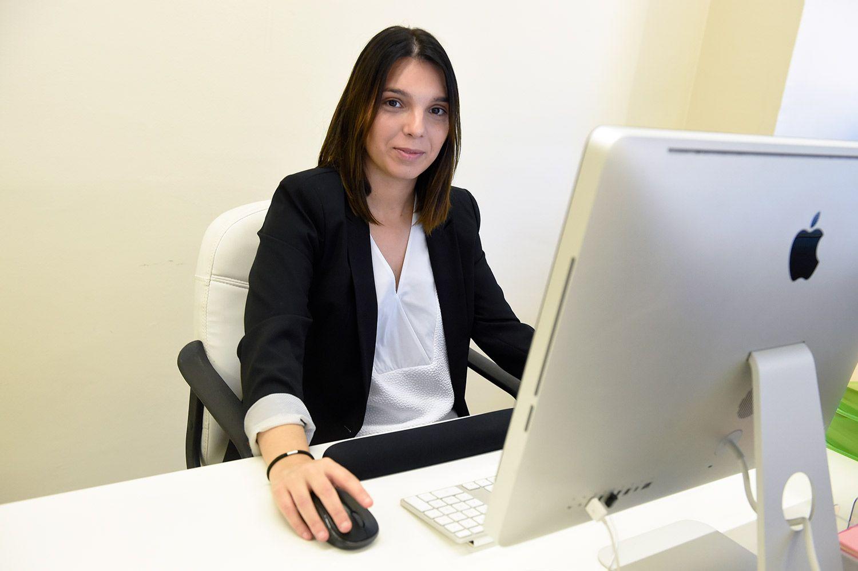 Foto de Patricia Rodríguez, profesora de Esneca Business School, ha