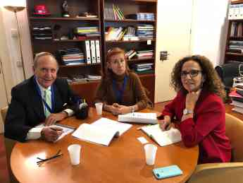 ReuniónFECE - Comisión Transición Ecológica
