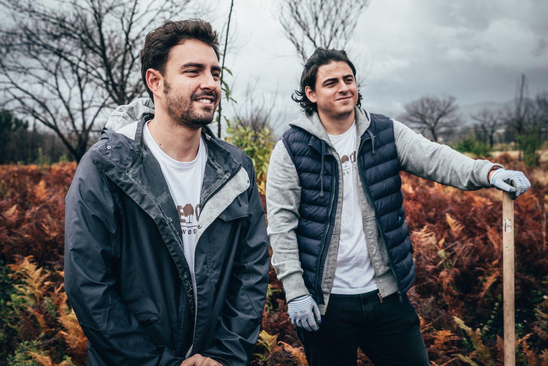 Foto de Guillermo y Carlos, co-fundadores de One Oak