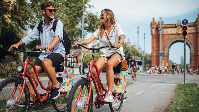 Foto de Bicicletas Eléctricas de Scoot
