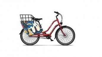 Foto de Las bicicletas eléctricas Scoot, decoradas por artistas