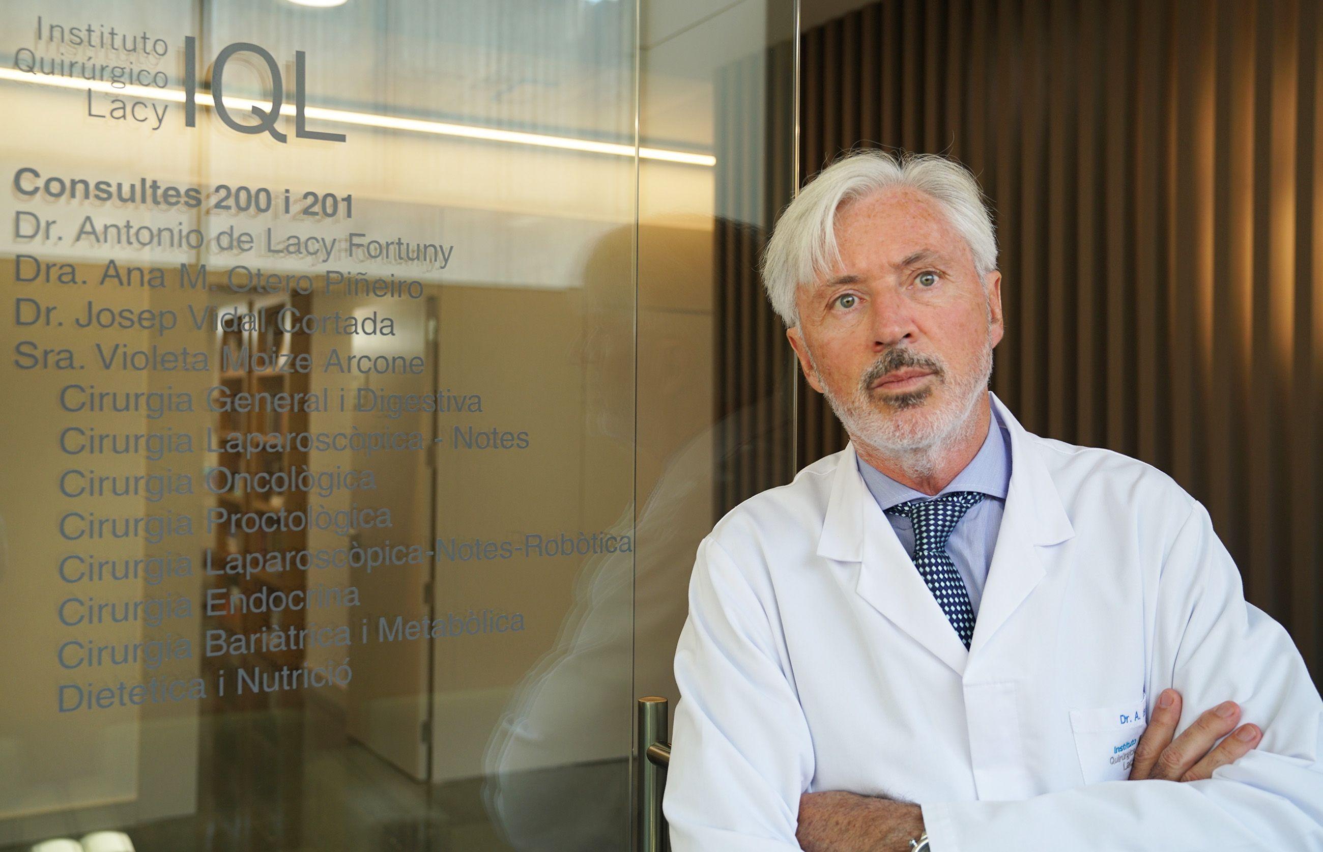 Foto de Dr. Antonio de Lacy