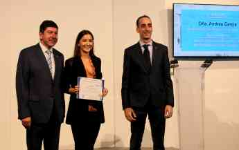 Entrega del I Premio Nacional de Arquitectura Novel de Itesal