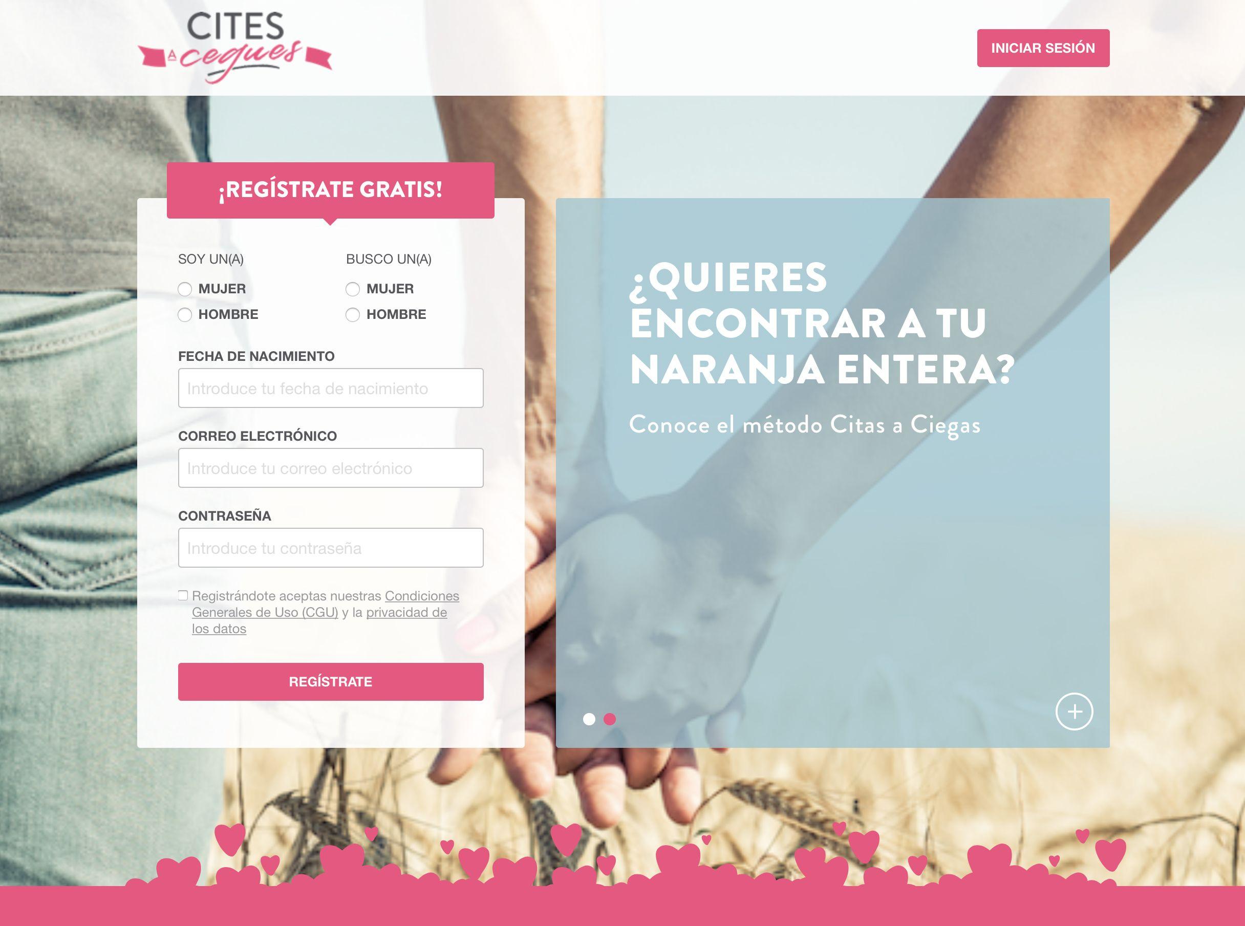 Foto de Web Cites a Cegues