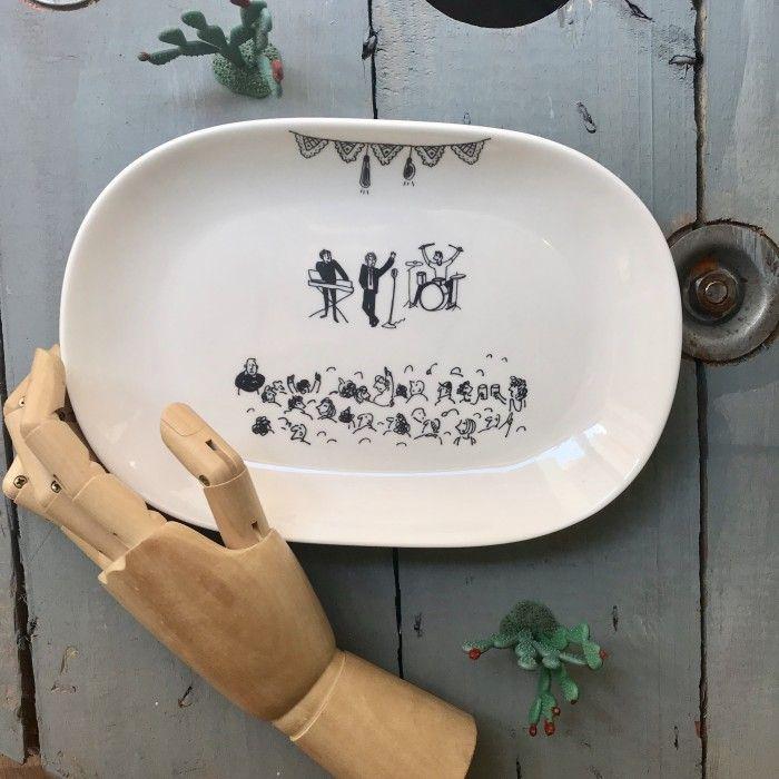 Foto de Cerámica de la marca Chichinabo, uno de los expositores en
