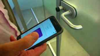 KeyCenter Smart, la nueva solución para abrir puertas con el móvil