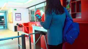 Foto de Identificación con el móvil