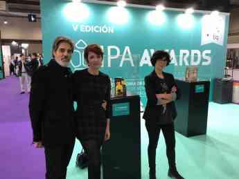 LoRUSSo recibe el premio IPA AWARD SELECCIÓN en la categoría 'Innovación en PLVs'