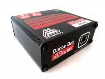 Adaptador Dante Box