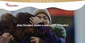 Ya está abierta la IV edición del concurso 'Vuelve a casa por Navidad' de El Almendro