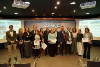 Foto de Galardonados con Premio ARHOE 2018