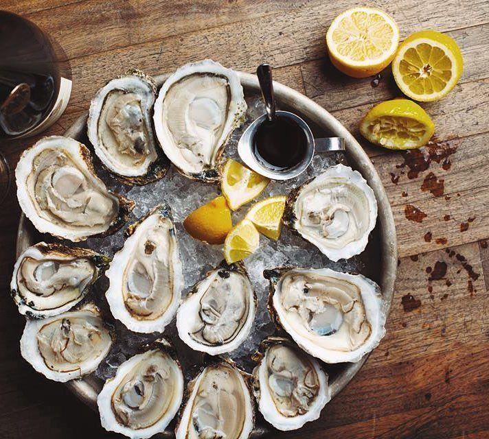La Bendita Gastroteca explica las propiedades y el protocolo de las ostras