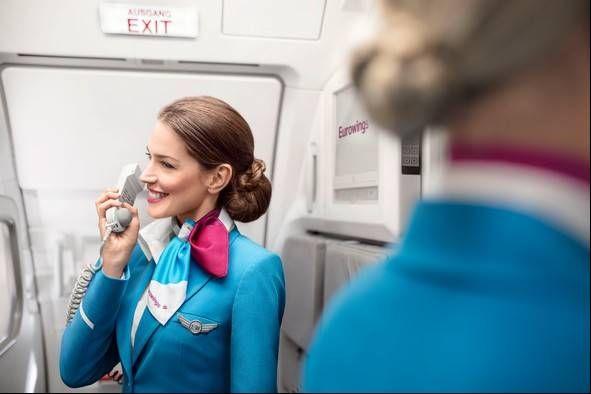 Foto de Eurowings: cambios en el uniforme de la tripulación